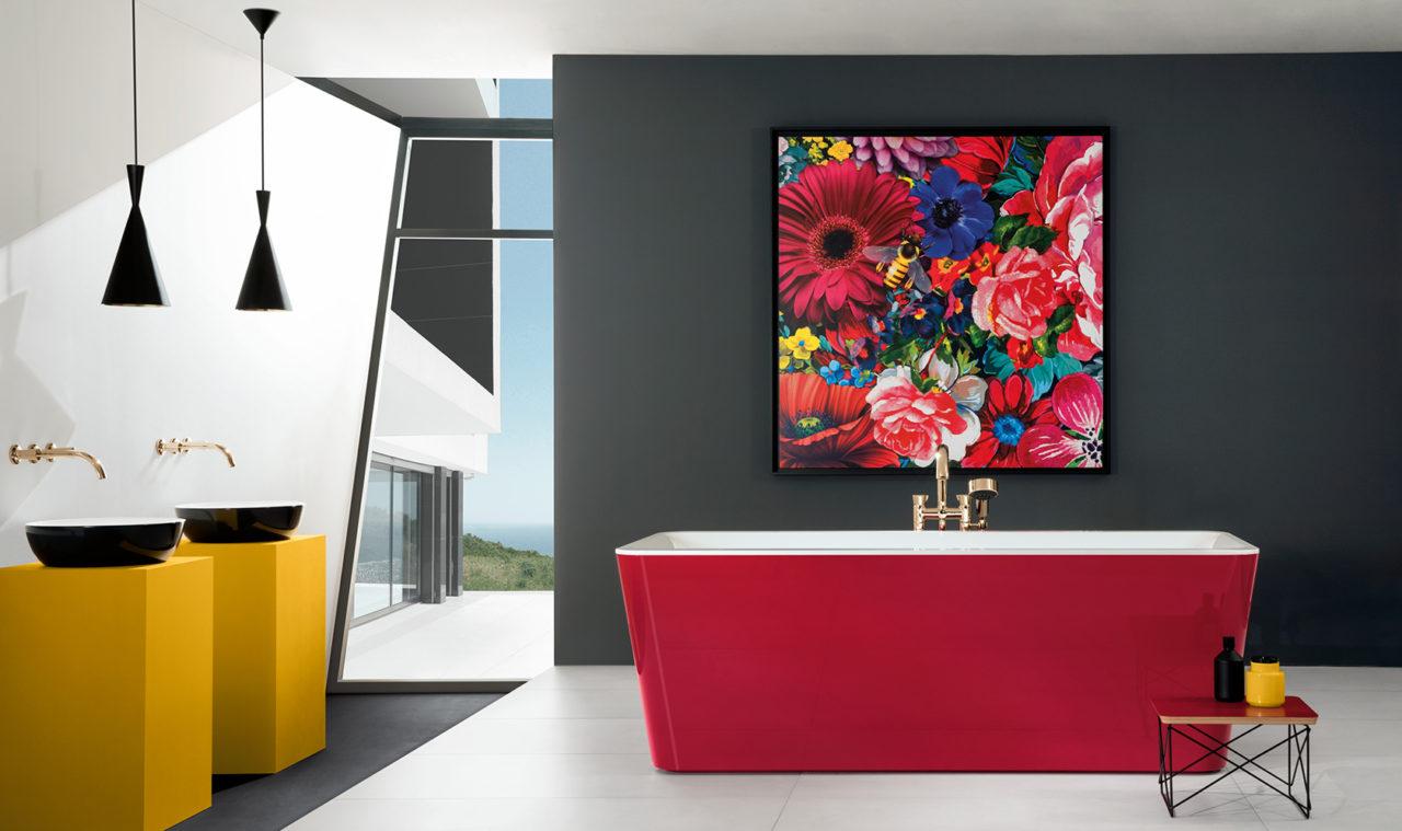 Baden in Farben | Badetag